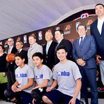 CDMX va a seguir como sede de eventos internacionales como la NBA