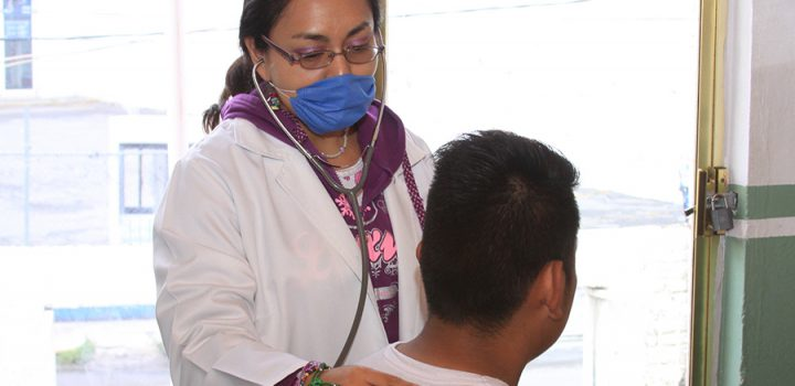DIF Chimalhuacán cuida la salud de los habitantes