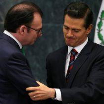 Peña Nieto anuncia el regreso de Videgaray a su gabinete tras su renuncia por la visita de Donald Trump