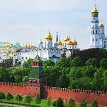 Palacio de Kremlin…Sede del sorteo Copa del Mundo Rusia 2018