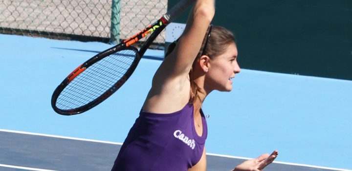 Marcela Zacarías se queda a un paso del Main Draw Singles