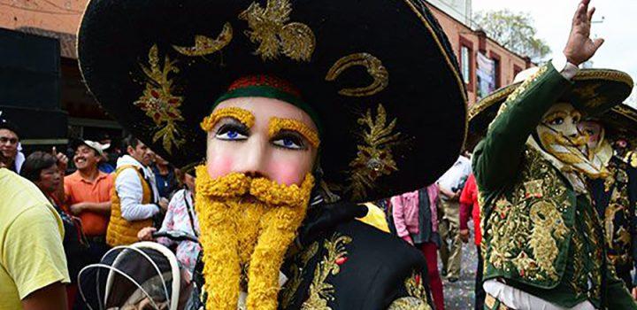 Carnaval de Chimalhuacán en Texcoco