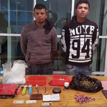Detienen a presuntos narcomenudistas en Ciudad Alegre