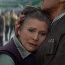 Carrie Fisher, la princesa Leia de 'Star Wars', muere a los 60 años