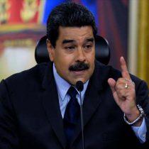 Putin es líder mundial de la paz: Maduro