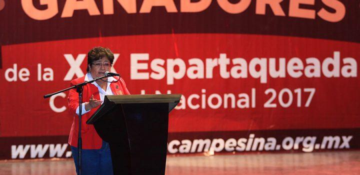 Presentan a grupos culturales ganadores de Espartaqueada 2017