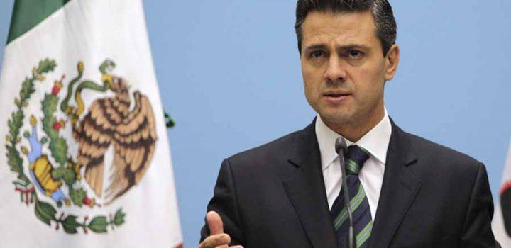 Se reúne EPN con empresarios que presentaron iniciativa Fuerza México