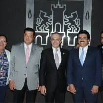 Se reúne Mancera con alcaldes fronterizos