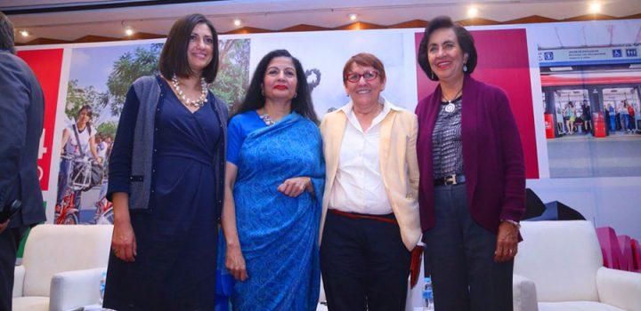 Concluye Foro Global Ciudades y Espacios Seguros para Mujeres y Niñas en la CDMX
