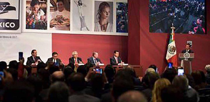 Lo hecho en México es símbolo de calidad y confianza dentro y fuera del país: Enrique Peña Nieto