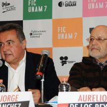 Como parte del FICUNAM se presentó el libroMiradas al cine mexicano