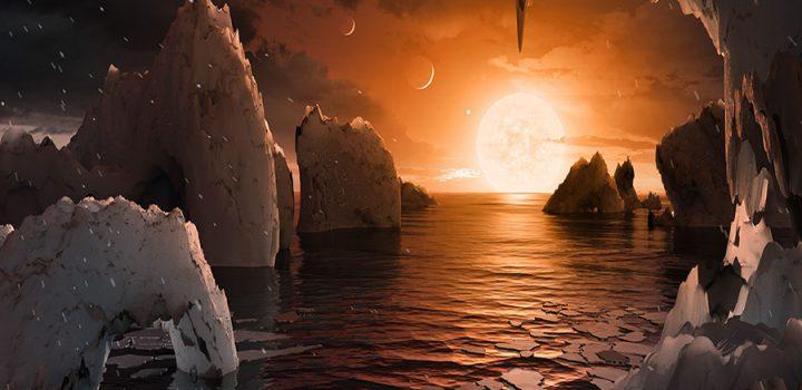 Siete planetas del tamaño de la Tierra que podrían ser habitables