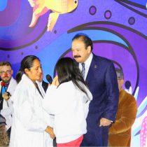 """Campaña """"El Abrazo que Salva Vidas"""" contra el cáncer infantil"""