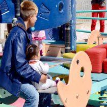 Inaugura Gobierno CDMX nueva área de juegos en centro femenil de reinserción social Santa Martha Acatitla