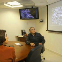 Jefe de Gobierno Supervisa desarrollo de marchas en la CDMX
