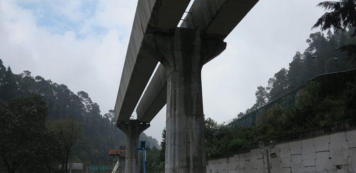 Utiliza tren interurbano Toluca-Valle de México última tecnología en supervisión de obra en CDMX