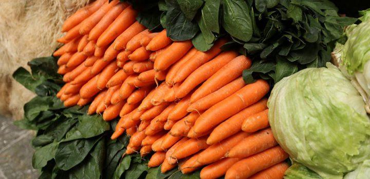 Huertos urbanos y donación altruista de alimentos
