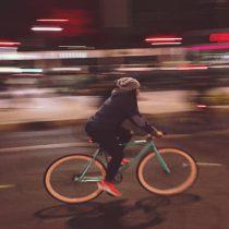 CDMX celebra «Día del amor y la amistad» con paseo nocturno en bici