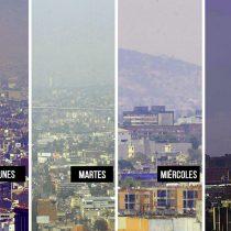 Consulta el pronóstico de calidad del aire para la CDMX