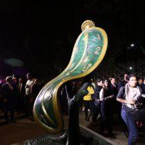 Esculturas de Salvador Dalí llegan a Paseo de la Reforma