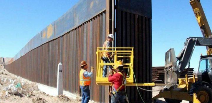 Muro busca impedir ingreso de 'narcos' y 'polleros': Trump