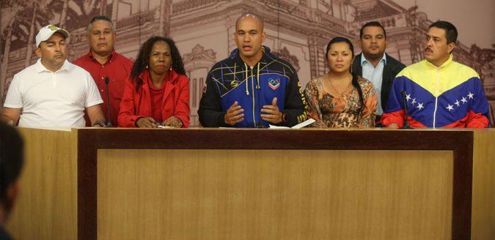 EE.UU quiere entrara a Venezuela; diputados de la patria lo rechazan