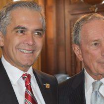 Michael Bloomberg enviado especial para ciudades y Cambio Climático de la ONU