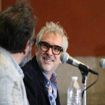 """Agradece Alfonso Cuarón a CDMX apoyo otorgado para filmar """"Roma"""""""