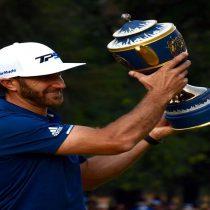 Dustin Johnson se lleva el World Golf Championships en CDMX