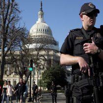Reportan tiroteo cerca del Capitolio