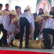 En festejo de preparatoria, también se presentan los ganadores neoleoneses de la XIX Espartaqueada Cultural Nacional.