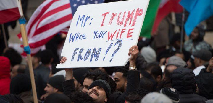 Con Trump, EUA dividido