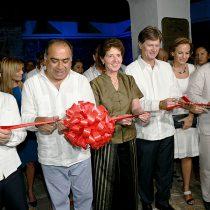 Renuevan espacios e inauguran espectáculo de videomapping en elMuseo Histórico de Acapulco