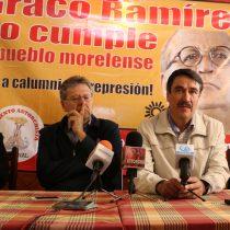 Denunciarán a Graco Ramírez en todo México porque no cumple a morelenses