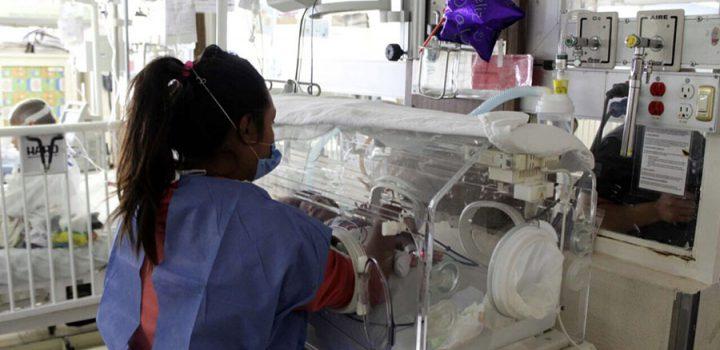 El Hospital Pediátrico de Moctezuma cumplirá 56 años de funciones