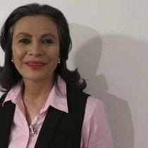 Patricia Reyes invita a las mujeres a seguir luchando