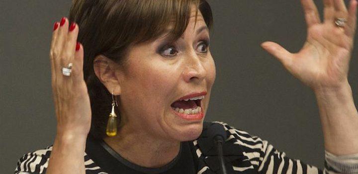 Rosario Robles ignoró a 10 mil mexicanos, anuncian más protestas a Segob y a Los Pinos