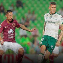 Santos le gana al América y avanza en la Copa MX