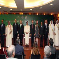 El Canciller Videgaray inaugura la tercera edición de la Semana Árabe en México