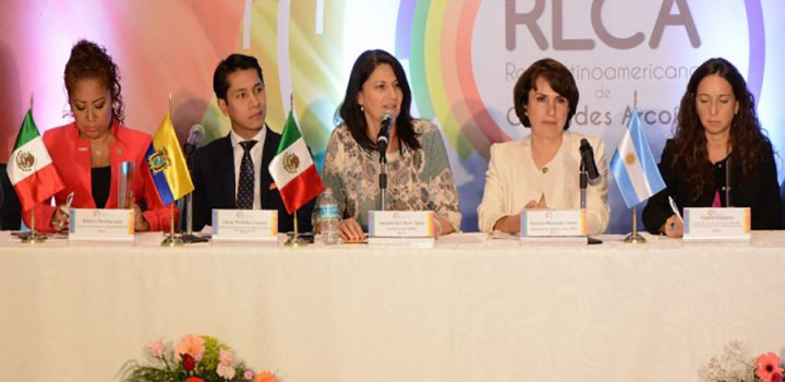 Unen esfuerzos ciudades de América Latina para garantizar derechos LGBTTTI