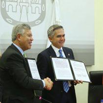 Firma Gobierno de CDMX acuerdo para dar certeza y seguridad jurídica a capitalinos para acreditar una propiedad