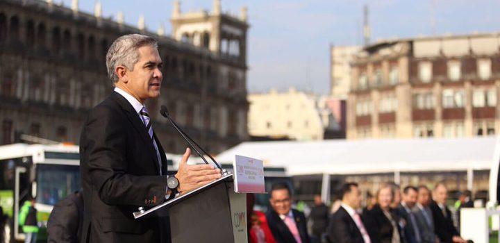 Afirma Mancera que fotomultas continúan pese a inconstitucionalidad