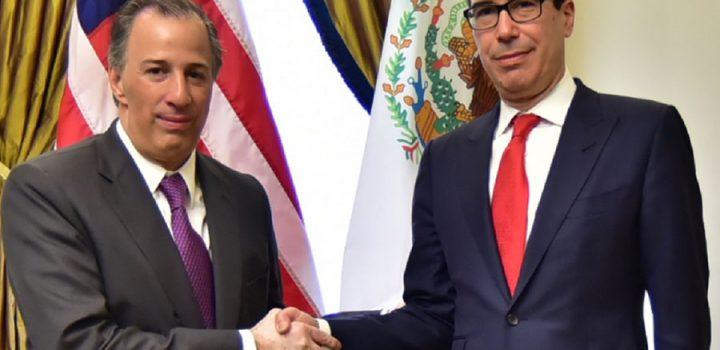 México y Estados Unidos acordaron trabajar conjuntamente