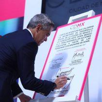 Defenderá Gobierno de CDMX Constitución capitalina por una ciudad incluyente