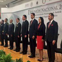 Clausuran Primera Reunión Nacional 2017 de las Conferencias de Procuración de Justicia y de Secretarios de Seguridad Pública