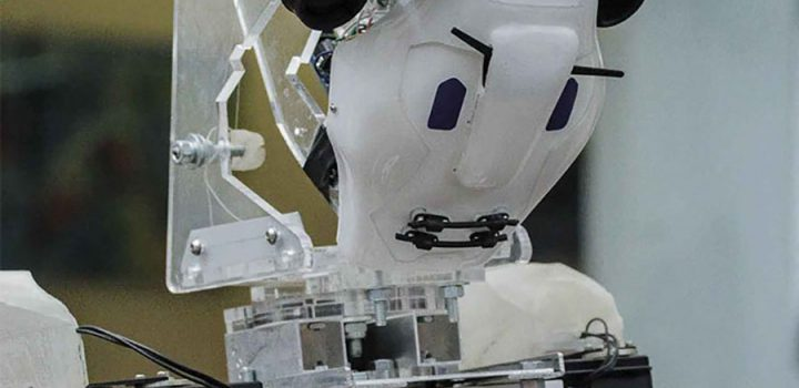 Golem III representará a México en torneos de robótica