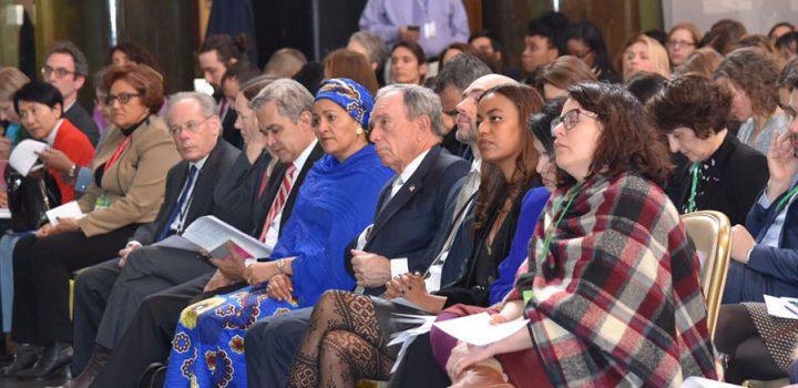 Liderazgo de mujeres, clave en la lucha contra calentamiento global