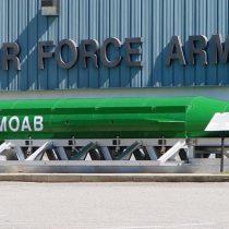 """La """"madre"""" de todas las bombas es un instrumento para crear una nueva estructura geopolítica"""