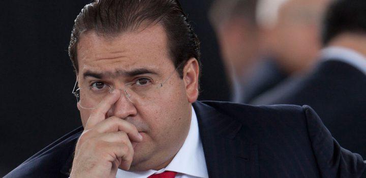 Javier Duarte detenido, informa la PGR