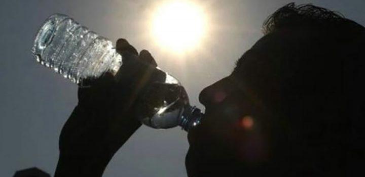 Calor de 40 grados e intensas lluvias afectarán gran parte del país